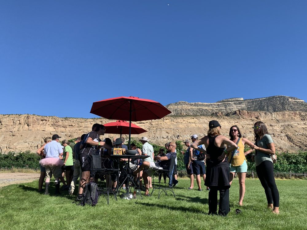 Colterris Winery: 3907 N River Rd, Palisade, CO