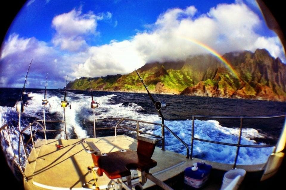 No Problem Charters: Kikiaola Small Boat Harbor, Kekaha, HI