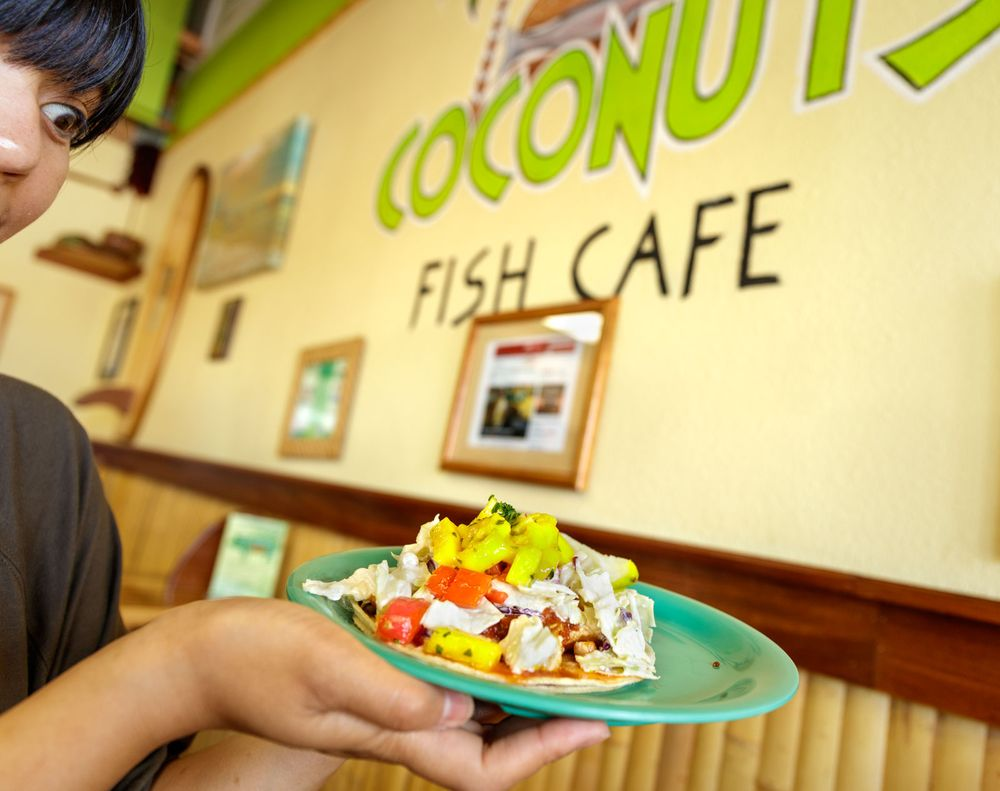 Coconuts Fish Cafe: 1279 S Kihei Rd, Kihei, HI