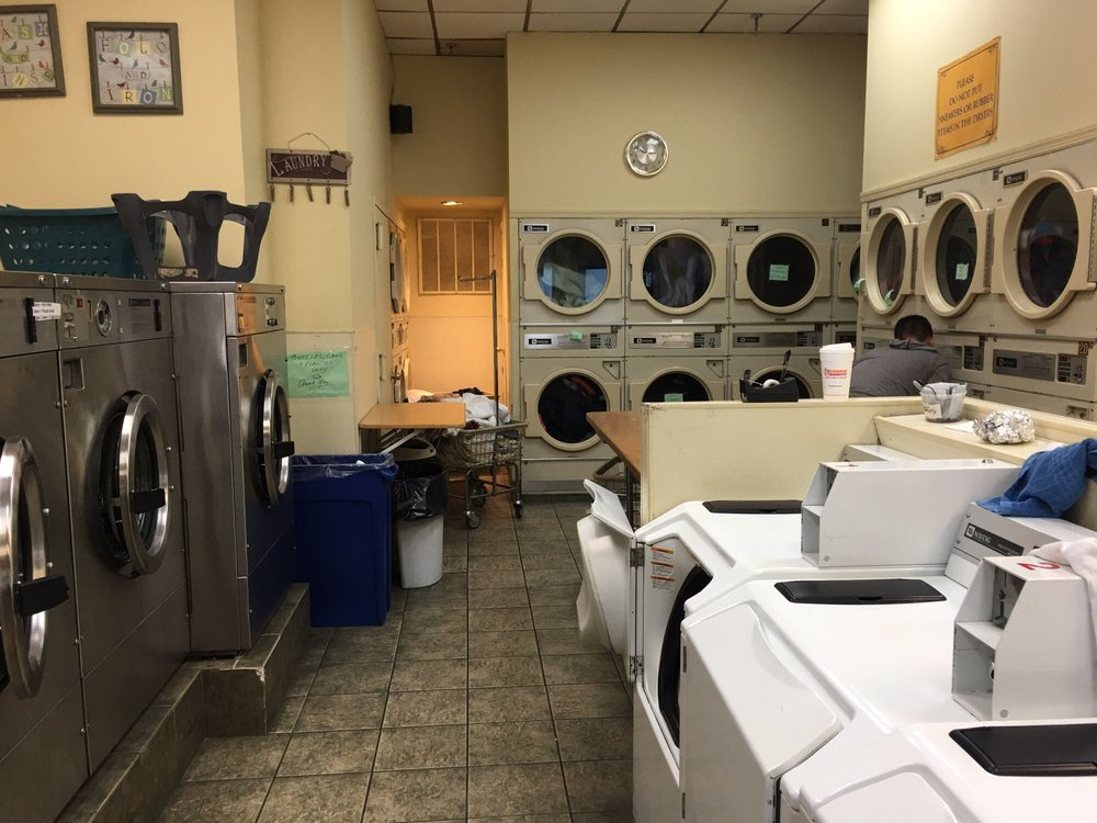 Cleanway Laundry Services 171 W 26th St Chelsea New