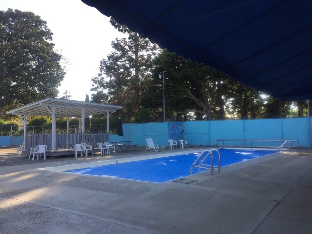 Lincoln Park Pool Swimming Pools High Santa Clara A