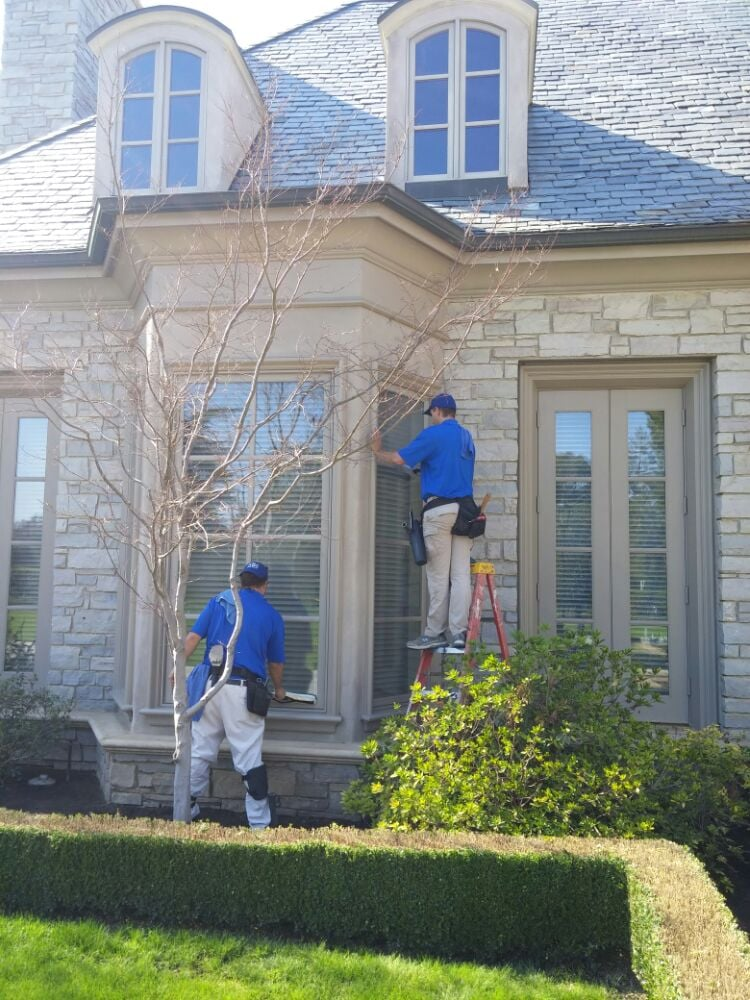 David And Jonathan Residential Window Cleaning Northwest