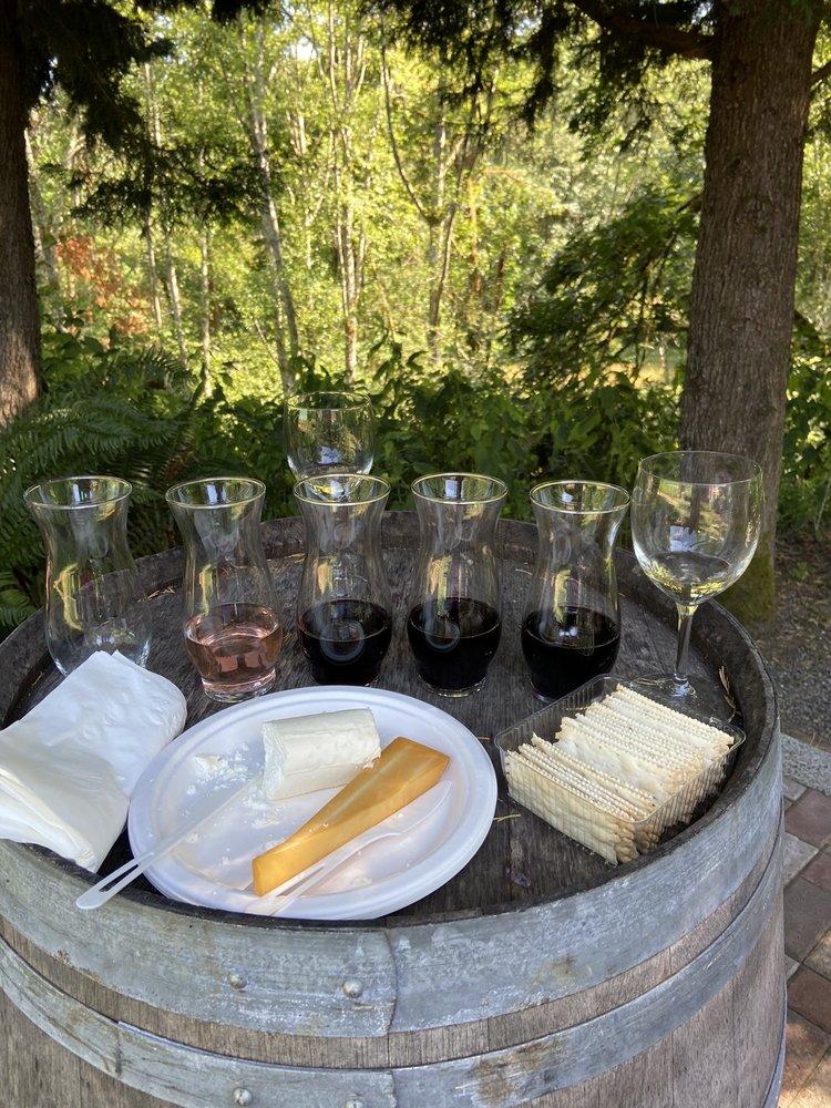 Olalla Vineyard & Winery: 13176 Olalla Valley Rd SE, Olalla, WA