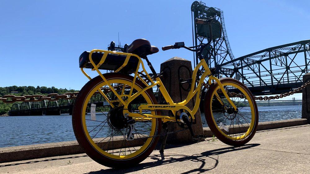 Pedego Electric Bikes - Stillwater: 1650 Market Dr, Stillwater, MN