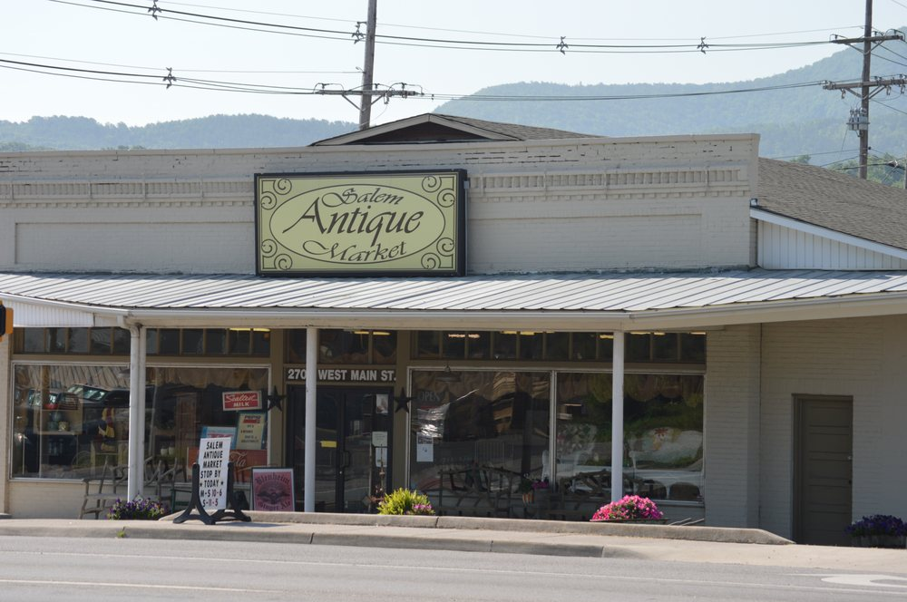 Salem Antique Market: 2700 W Main St, Salem, VA