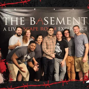 The Basement A Live Escape Room Experience 114 Photos