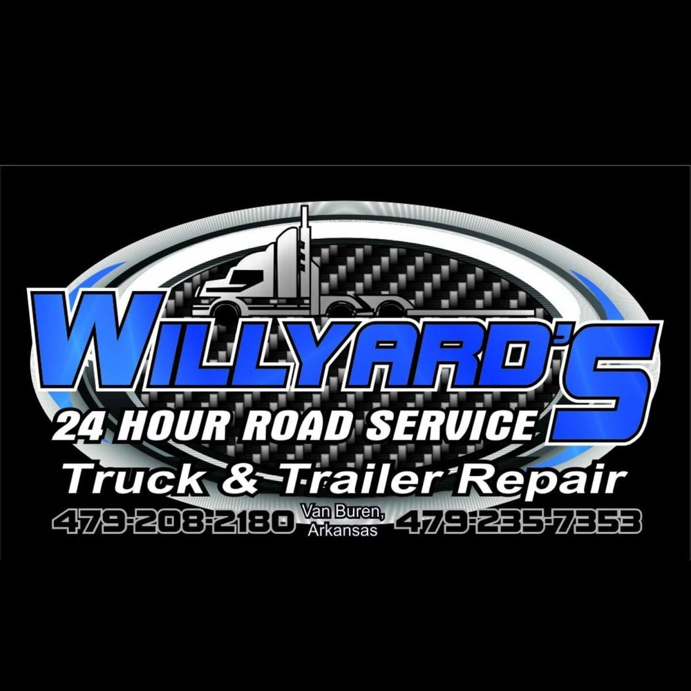 Willyard's Truck & Trailer Repair: 2407 Lost Beach Crossing, Van Buren, AR