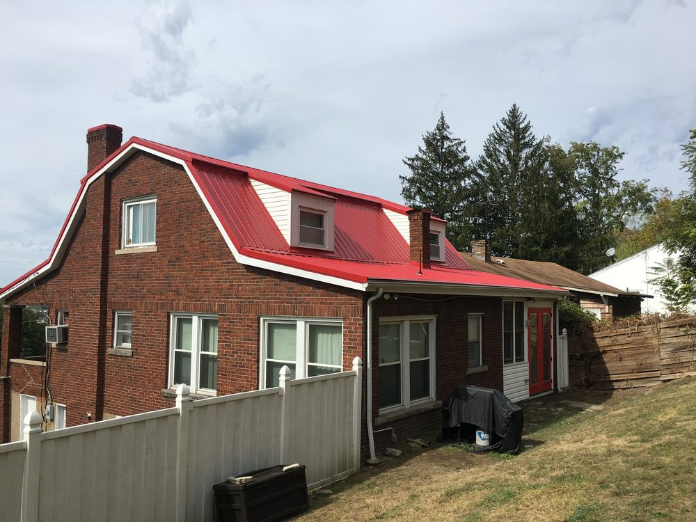 A Roof Above The Rest: 2606 Woodward Dr, Charleston, WV