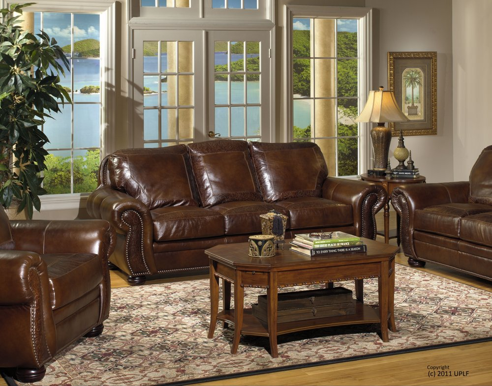 Brett Interiors  Leather  Furniture  Gallery