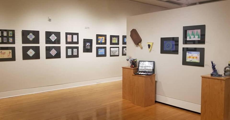 Wilkes Art Gallery: 913 C St, North Wilkesboro, NC