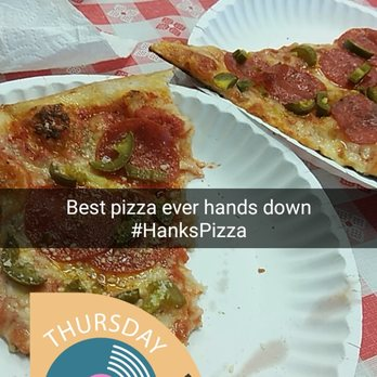 Hank S Pizza Kitchen Tampa