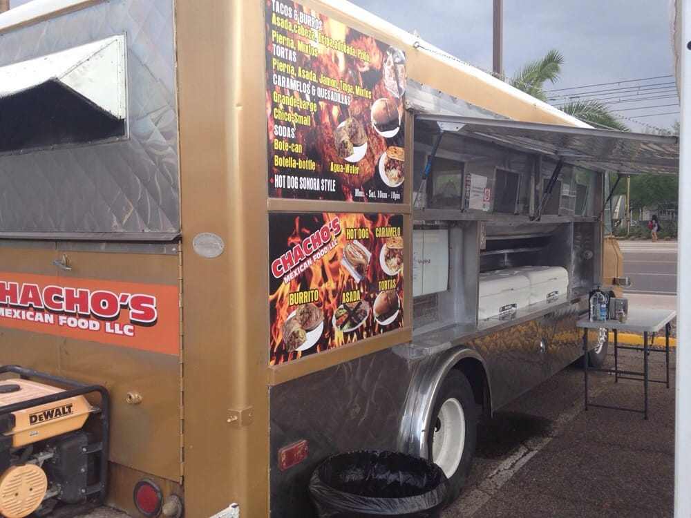 Chacho's Mexican Food: 2438 S 7th Ave, Phoenix, AZ