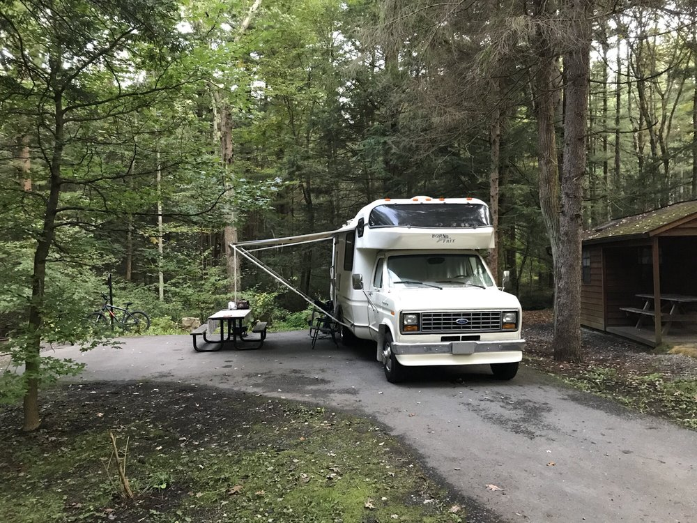 R. B. Winter State Park: 17215 Buffalo Rd, Mifflinburg, PA