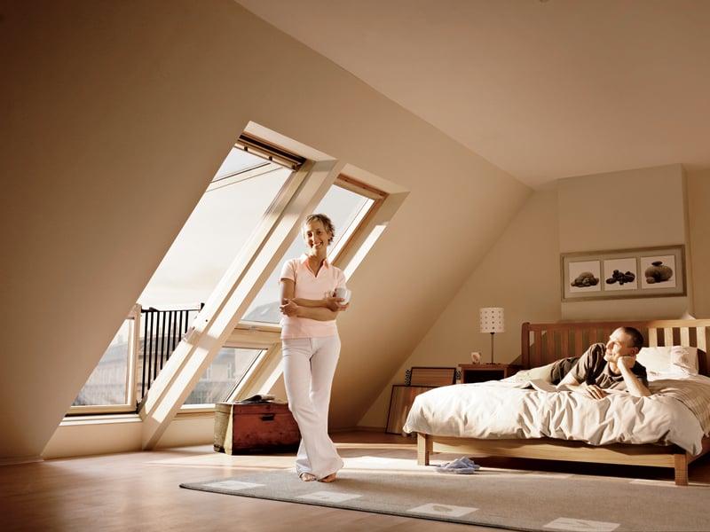 Velux Cabrio Balcony Roof Windows In Your Upstairs Bedroom Yelp