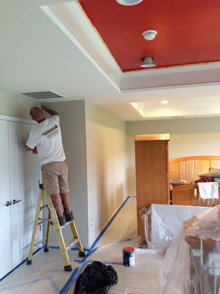 Pro Edge Painting: Gainesville, VA