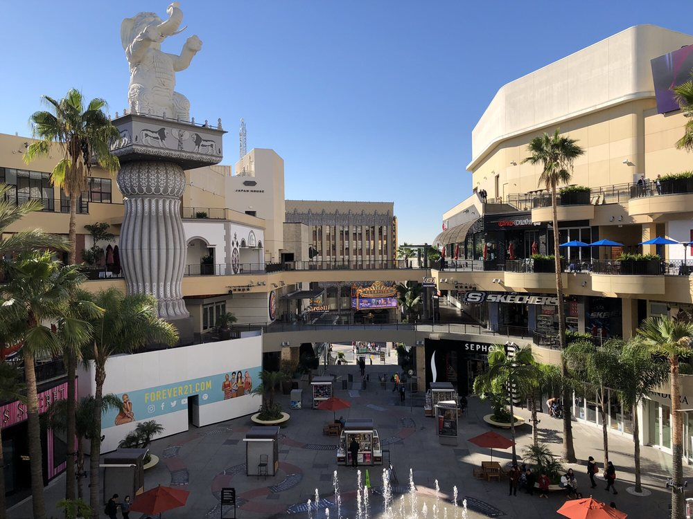 Hollywood & Highland Center
