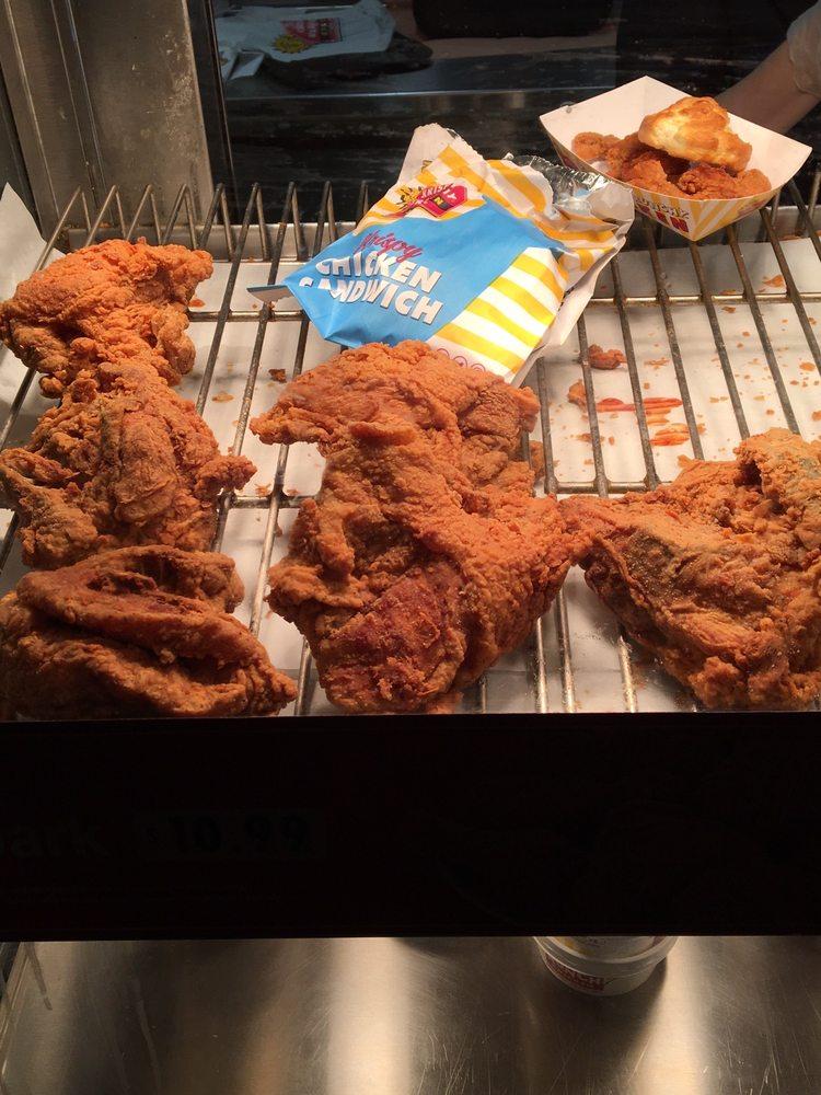 Krispy Krunchy Chicken: 4216 US-69/75, Durant, OK