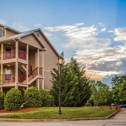 Photo Of Holiday Inn Club Vacations Le Mountain Resort Clarkesville Ga United States Hotel Exterior View
