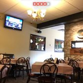 Photo Of Little Italian Pizza Naperville Il United States Dining Area