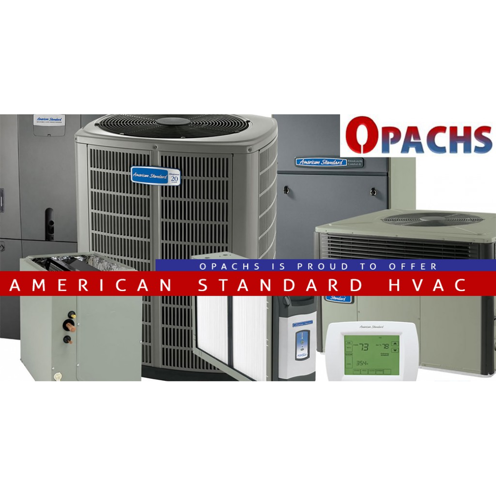 Opach's A/C And Heating Services: 3850 Viscount Ave, Shelby, TN