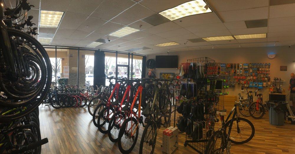 The Bike Shop: 1185 2nd St, Brentwood, CA