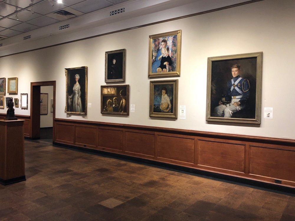 Lauren Rogers Museum of Art: 565 N 5th Ave, Laurel, MS