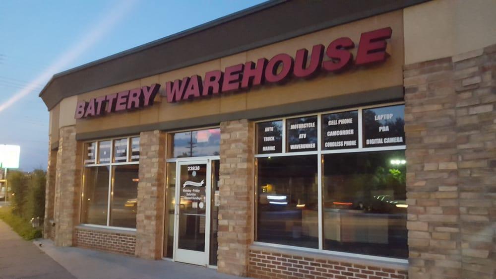 Battery Warehouse: 23838 Van Dyke Ave, Warren, MI