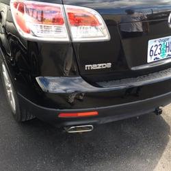 M C Auto Body Paint Body Shops SW Th Ave - Mazda auto body repair