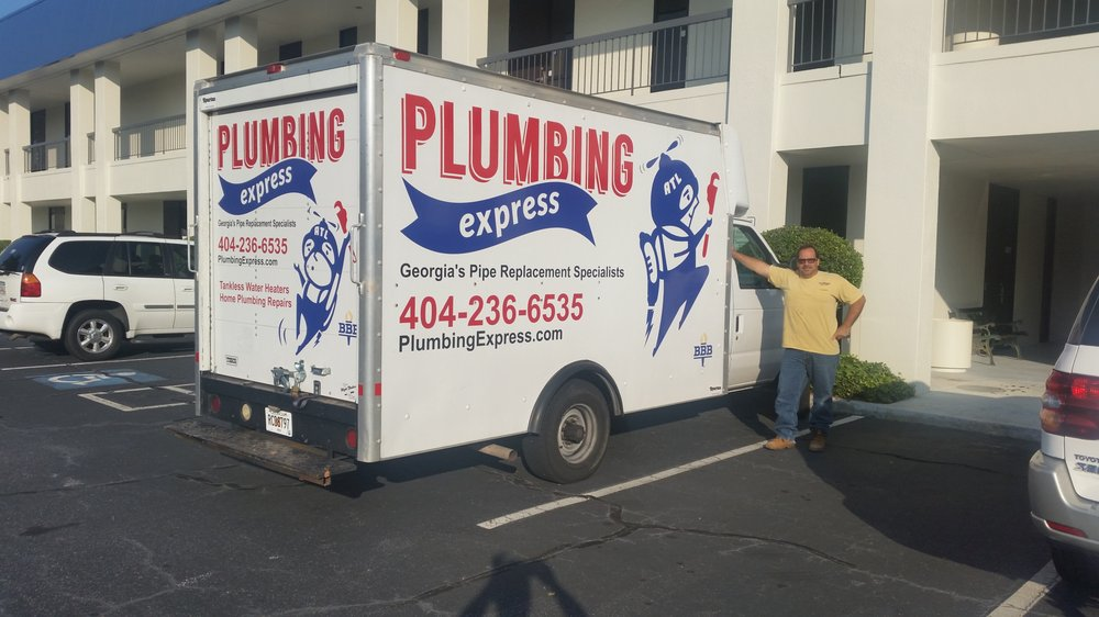 Photo Of Plumbing Express Atlanta Ga United States One Our Friendly