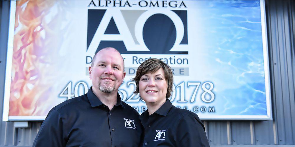 Alpha Omega Disaster Restoration: 204 E Main St, Laurel, MT