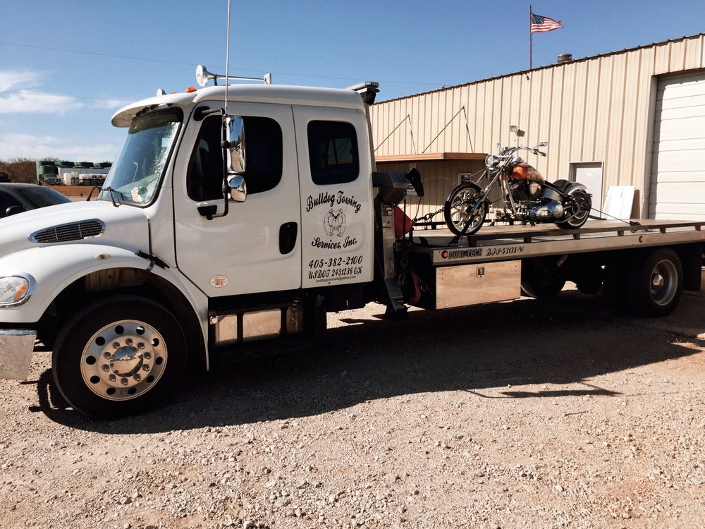 Bulldog Towing Services: 12586 S Hwy 99, Seminole, OK