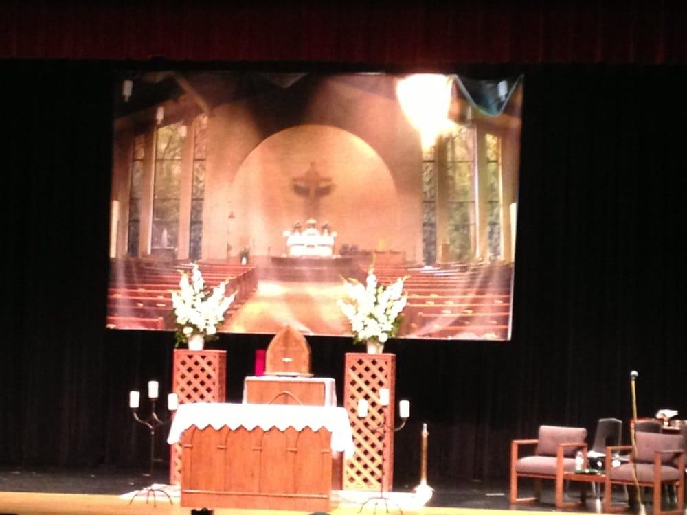 St Simon & Jude Catholic Church: 26777 Glen Loch Dr, Spring, TX