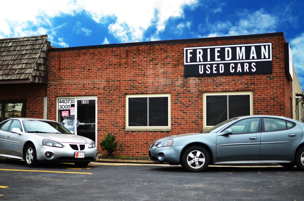 Friedman Auto Lease: 5100 Richmond Rd, Bedford Heights, OH