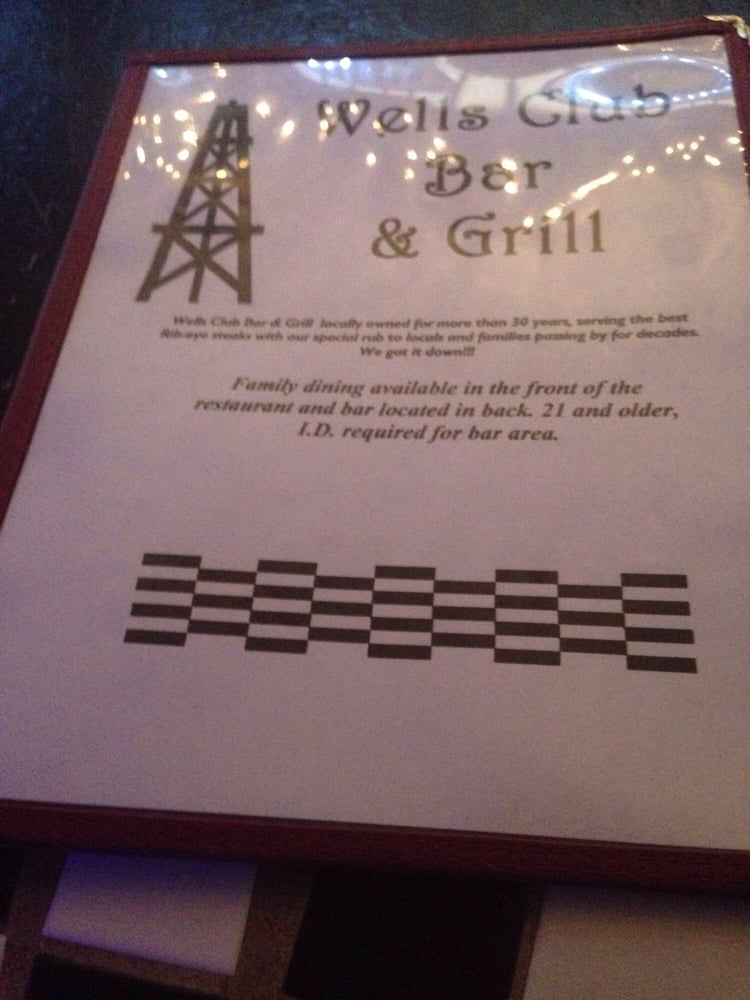 Wells Club Bar & Grill: 47 E Main St, Duchesne, UT