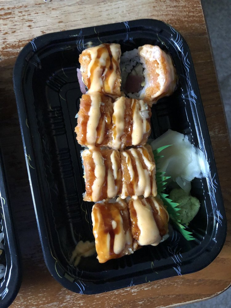 Blue Asian Cuisine: 450 Grattan St, Chicopee, MA