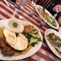 Pueblito Paisa Colombia Restaurant