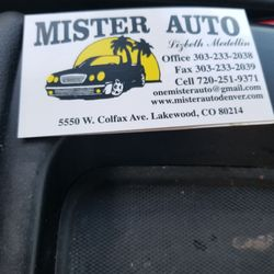Automotive Avenues Lakewood Co Yelp >> Mister Auto Car Dealers 5550 W Colfax Ave Lakewood Co Phone