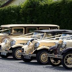 Nostalgia Wedding Cars Get Quote Limos Frogfurlong Lane