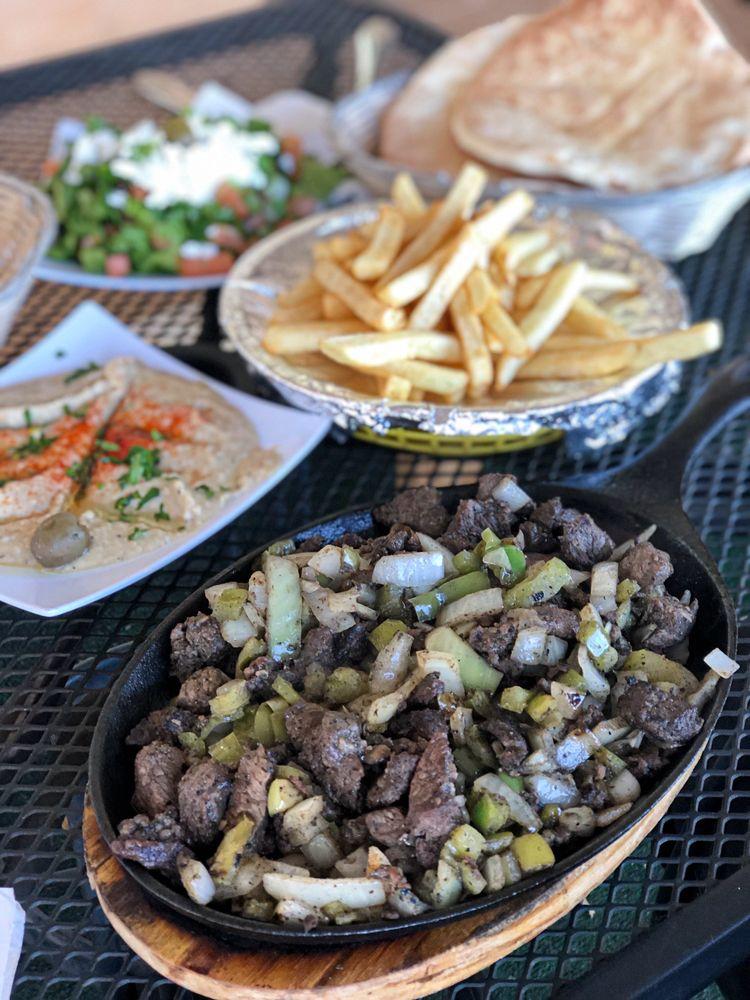 Hala Cafe: 605 N Main St, Euless, TX