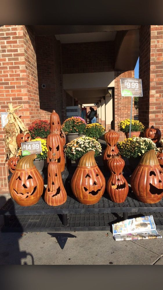 photo of kroger columbus oh united states halloween decorations in front of