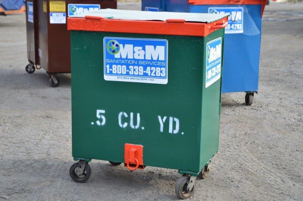 M & M Sanitation: 480 Wilson Ave, Newark, NY