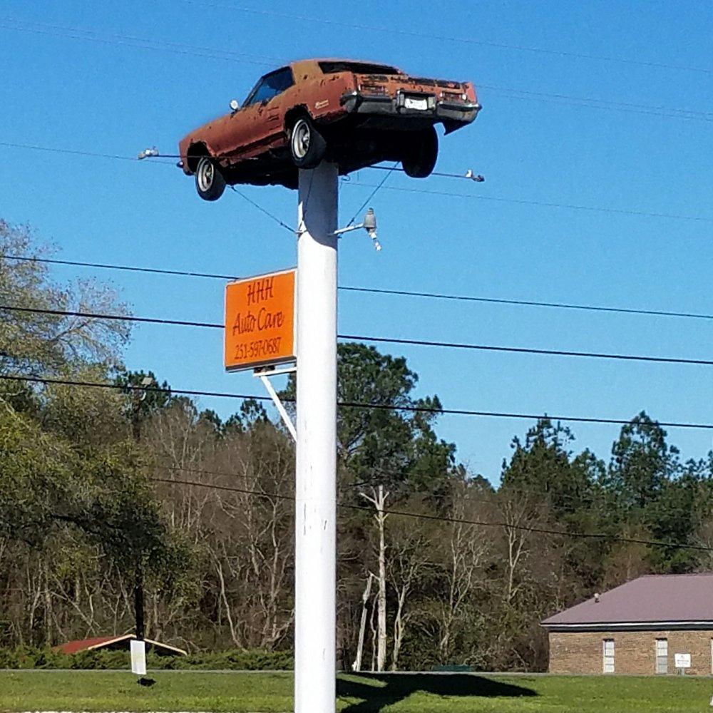 Hhh Autocare: 2307C S US Hwy 31, Bay Minette, AL