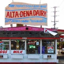Altadena Dairy Closed 10 Reviews Grocery 4420 W Magnolia