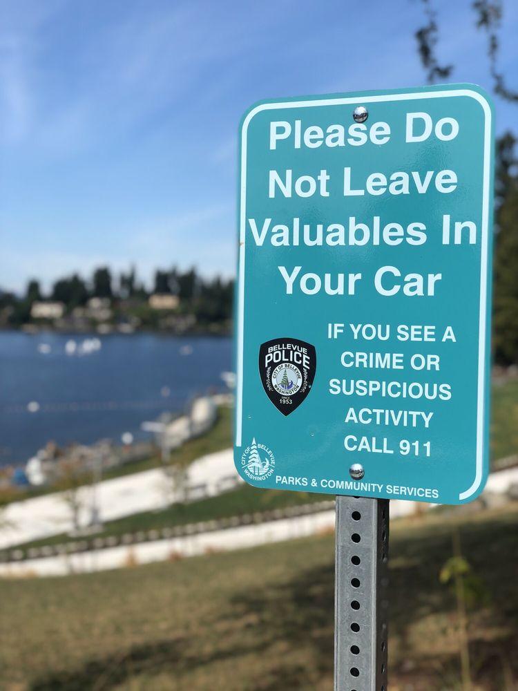 Meydenbauer Beach Park: 419 98th Ave NE, Bellevue, WA