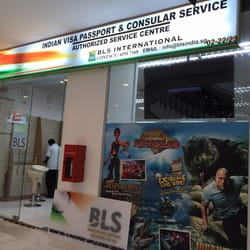 Photo Of BLS International Services