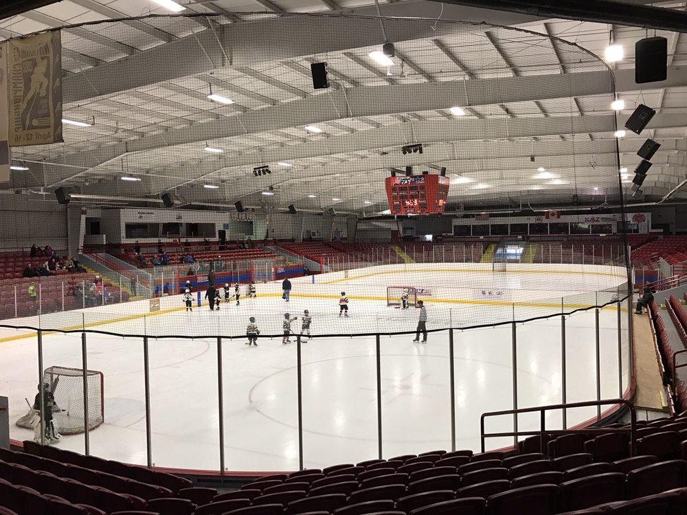 Fraser Hockey Land Ice Arena - Skating Rinks - 34400 Utica ...