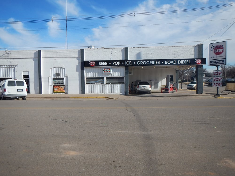 Corner Stop Store: 700 Main St, Kiowa, KS