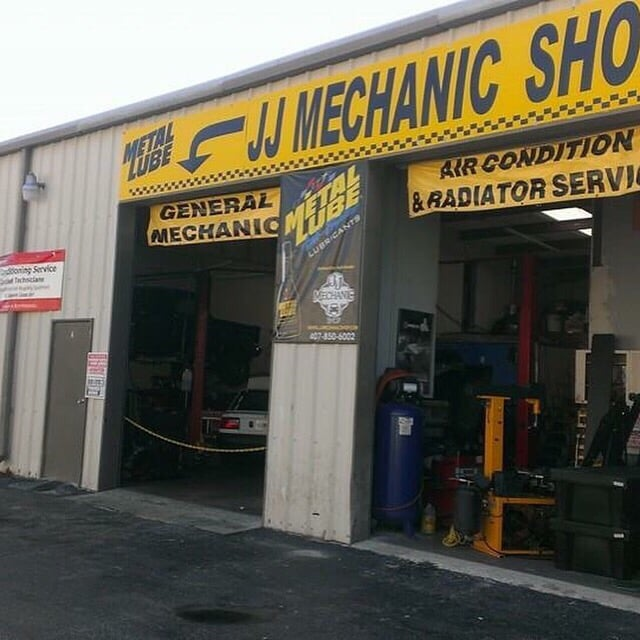 J & J Mechanic Shop