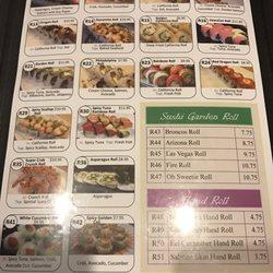 sushi garden 22 photos 16 reviews sushi bars 3915 ivywood ln pueblo co restaurant