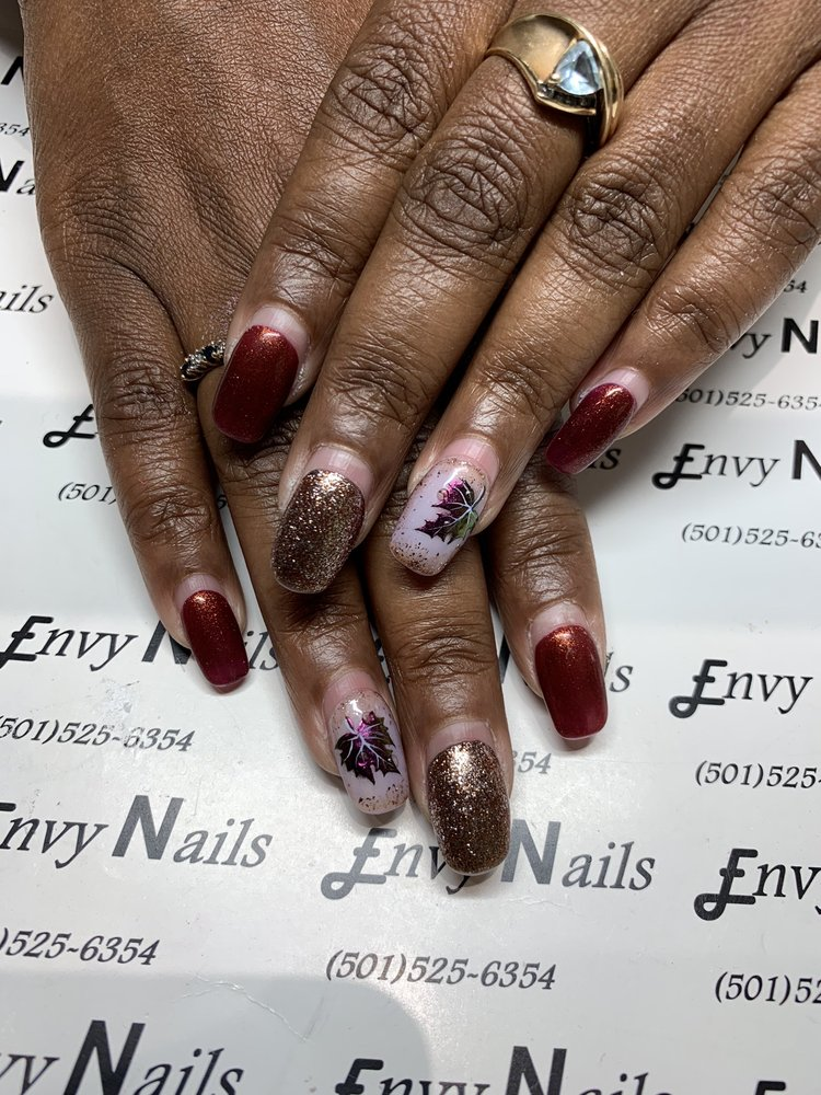 Envy Nails: 244 Cornerstone Blvd, Hot Springs, AR